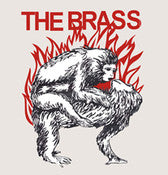 "The Brass- ""Homosapien"" EP 7"", punk, recess ops, distro, distribution, punk distribution, wholesale, record album, vinyl, lp, Dead Broke Rekerds"