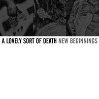 A LOVELY SORT OF DEATH - New Beginnings             (LP)