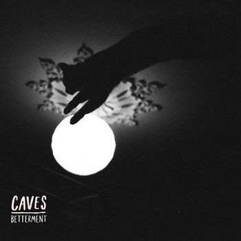 "Caves- ""Betterment"" TAPE, punk, recess ops, distro, distribution, punk distribution, wholesale, record album, vinyl, lp, Dead Broke Rekerds"