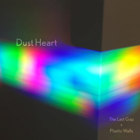 "DUST HEART - The Last Gasp + Plastic Walls (Stereo Lathe Cut 7"")"