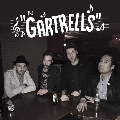 "GARTRELLS, THE - Self-Titled (7"" EP)"