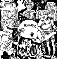 "THE RIDICULOUSES - This Is a Punk Band (7"" EP)"