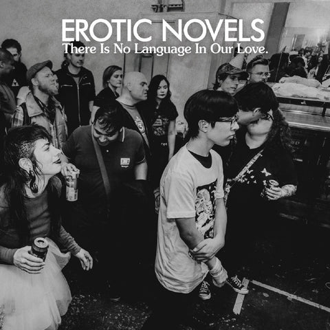 EROTIC NOVELS - There Is No Language In Our Love (LP)