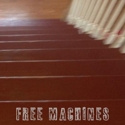 "Free Machines - Cursive Moon (7"")"
