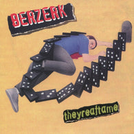 BERZERK theyreaftame                              CD, punk, recess ops, distro, distribution, punk distribution, wholesale, record album, vinyl, lp, Recess Records