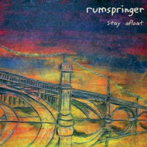 RUMSPRINGER - Stay Afloat (LP)