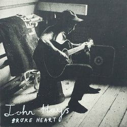 JOHN HAYS - Broke Heart (CD)