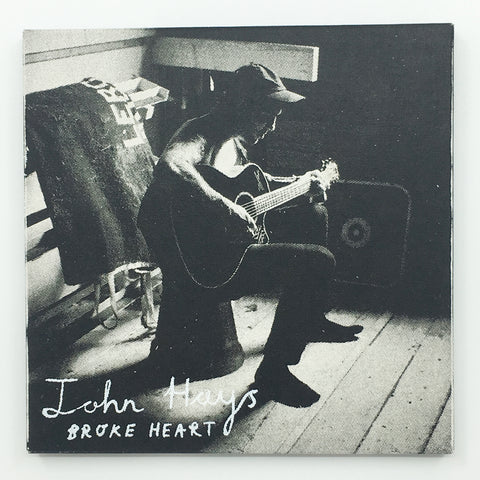 JOHN HAYS - Broke Heart (CASS)