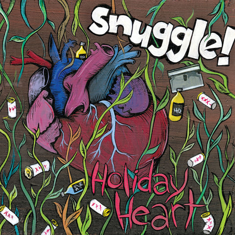 "SNUGGLE - Holiday Heart (12"" EP)"