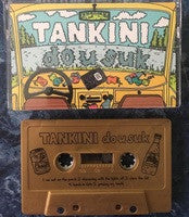 "TANKINI ""do u suk"" cs (Sadie/Tannrr of G.L.O.S.S.)"