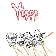 YISS - Self-Titled (CASS)