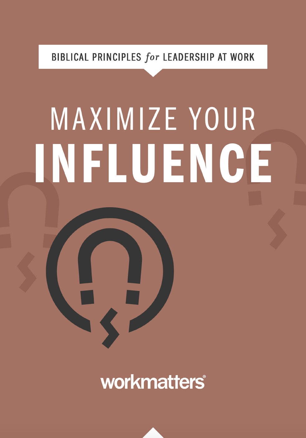 Maximize Your Influence | PICK UP ONLY