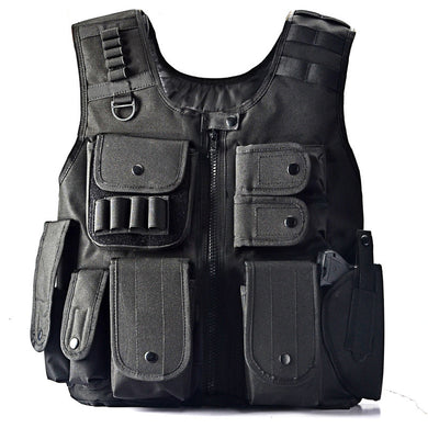 Tactical Military Vest - WS Direct
