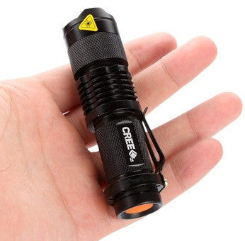 Tactical Flahlight - WS Direct