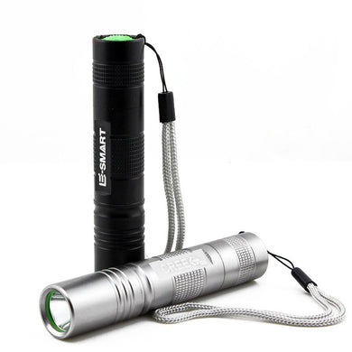 Tactical LED Flashlight - WS Direct