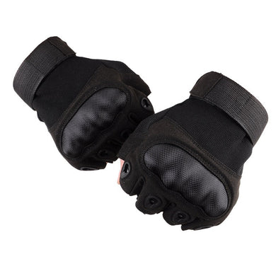 Tactical Military Half Finger Gloves - WS Direct