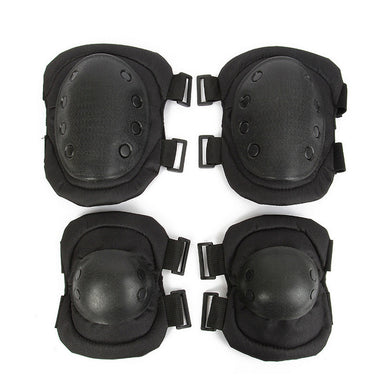 Tactical Military Protective Gear Knee Pads - WS Direct
