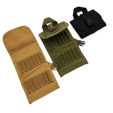 Tactical Molle Shotgun Ammo Pouch - WS Direct