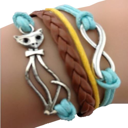 Cats are Purrfect Bracelet - WS Direct