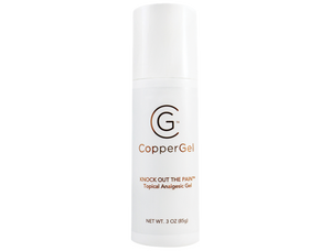 CopperGel® Roll-On Featured