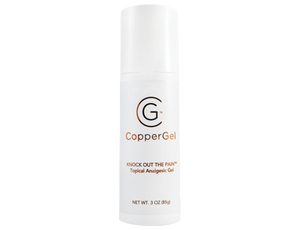 CopperGel® Roll-On (2 pack)