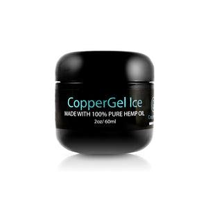 CopperGel Ice for Pain Relief