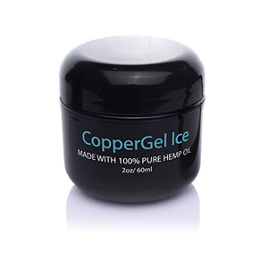 CopperGel Ice is a copper-based pain relief product