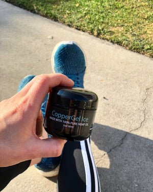 CopperGel® Ice With Pure Hemp Oil