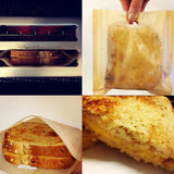 Non-Stick Reusable Heat-Resistant Toaster Bags - Wow Great Gifts