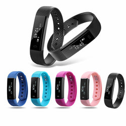 Fitness Tracker Smart Bracelet for iPhone & Android - Wow Great Gifts
