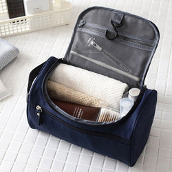 Large Hanging Waterproof Travel Cosmetic Toiletry Bag Organizer