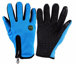 Warm Touchscreen Grip Outdoor Fleece Gloves - Wow Great Gifts