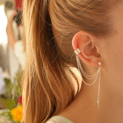 Dangly Stud & Hook Earrings - Wow Great Gifts