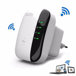 Wifi Signal Repeater Booster Amplifier - Wow Great Gifts