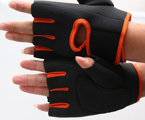 Crossfit Weight Lifting Body Building Workout Fitness Gloves - Wow Great Gifts