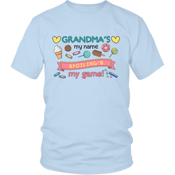 Grandma's My Name, Spoiling's My Game - Wow Great Gifts