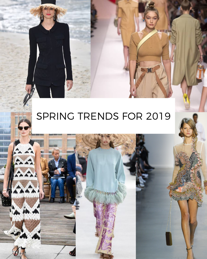 Your 2019 Spring Trend Guide