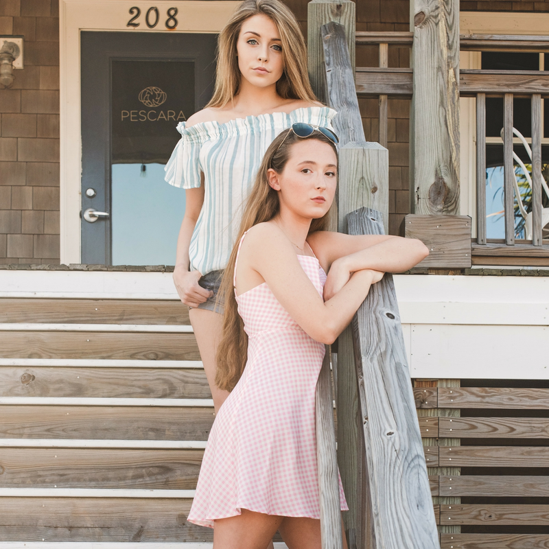 Côte Babe Spotlight: Madison and Layn