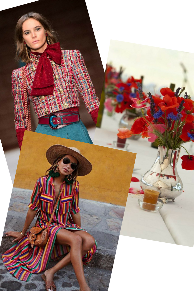 fall 2018 valiant poppy mood board for cote boutique