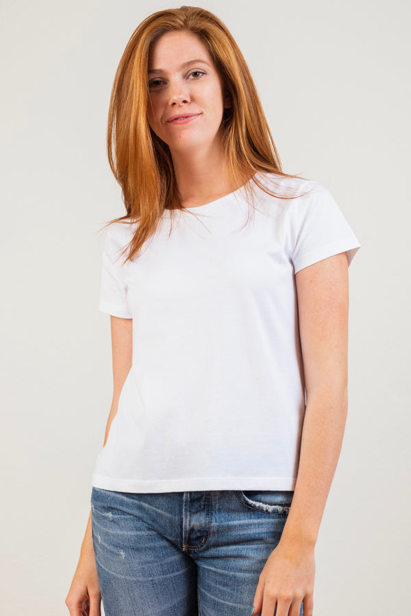 Goldie Boxy Tee
