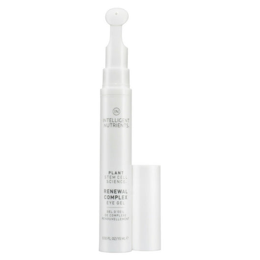 Intelligent Nutrients - Renewal Complex Eye Gel, For All Skin Types, 0.5 oz