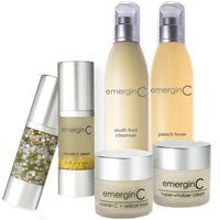 emerginC - Trial/Travel Set, 6 Top Selling EmerginC Products Conveniently Packed for Travel (6 items)