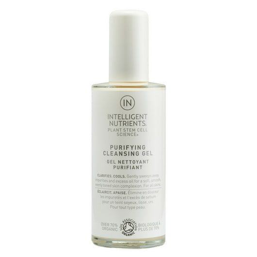 Intelligent Nutrients - Purifying Cleansing Gel, For All Skin Types, Especially Oily Skin