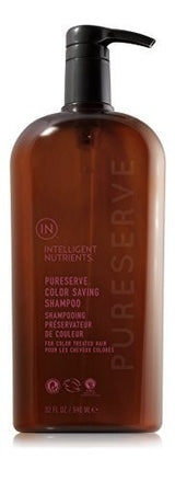 Intelligent Nutrients - PureServe Color Saving Shampoo, For Color-Treated Hair