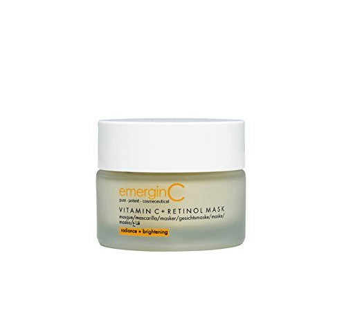 emerginC - Vitamin C + Retinol Mask, 50ml / 1.7oz
