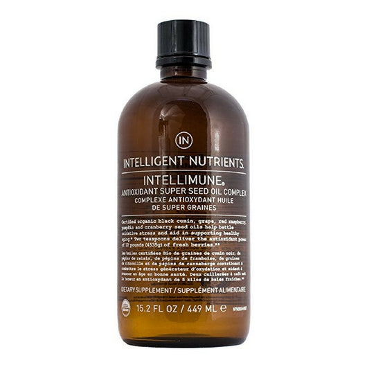 Intelligent Nutrients - Intellimune Antioxidant Super Seed Oil Complex, 15.2 oz