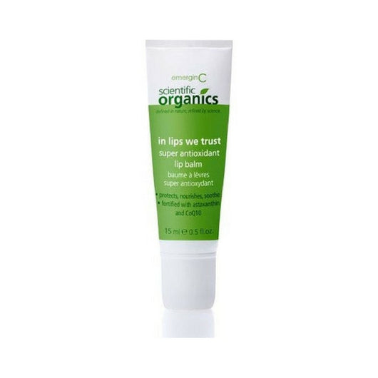 emerginC Scientific Organics - In Lips We Trust ,15ml / 0.5oz