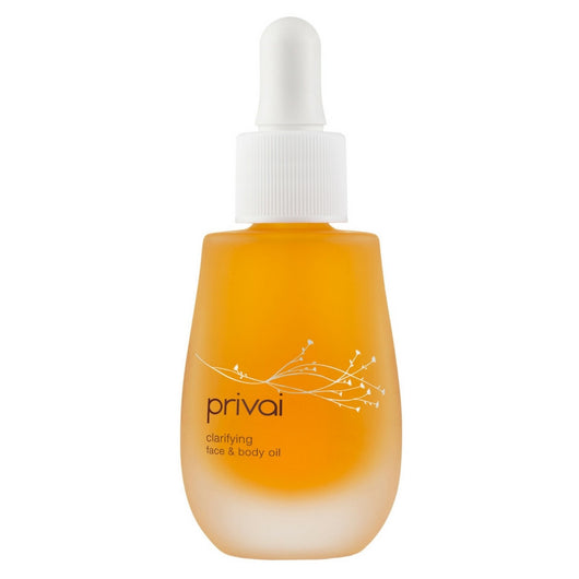 Privai - Clarifying Face & Body Oil, 30ml / 1oz