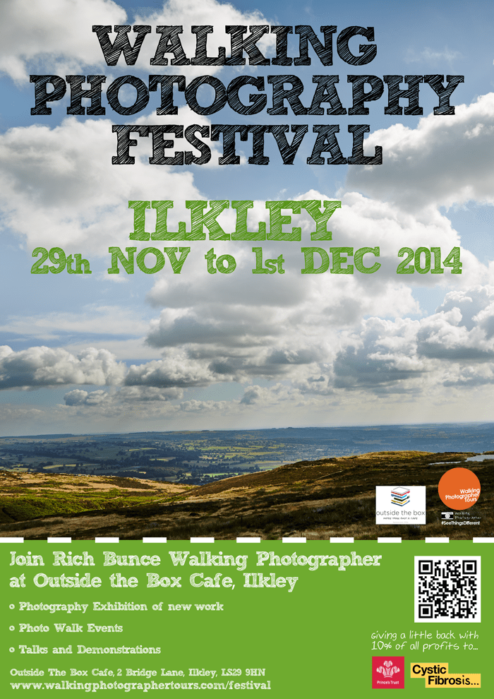 First Ever Walking Photography Festival comes to Ilkley