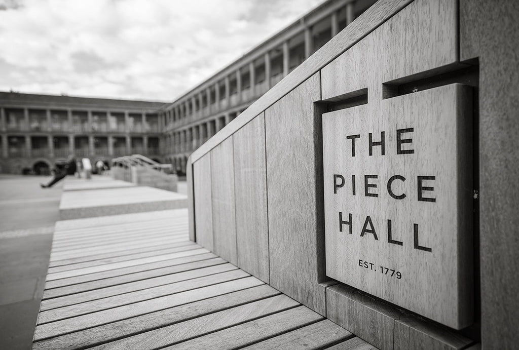 Get a Piece of Heritage at The Piece Hall